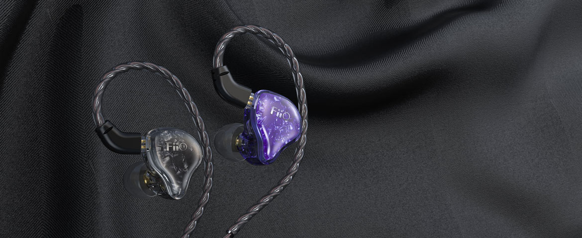 FiiO FH1s Knowles 2 Driver Balanced Armature-Dynamic Hybrid In-ear Monitors