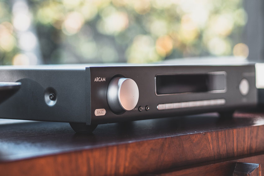 Arcam SA20 Integrated Amplifier Review