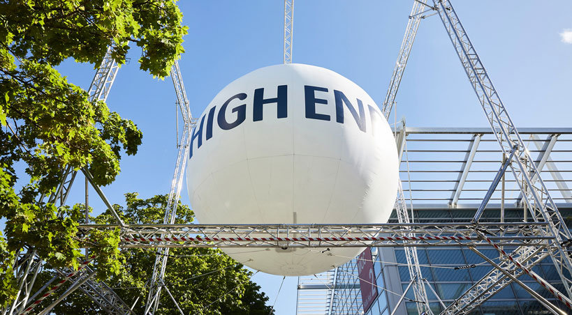 High End 2020 in Munich cancelled