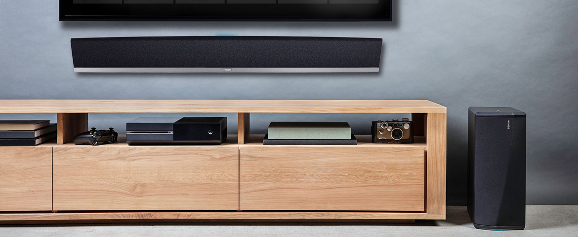Denon DHT-S716H Review – The elegant, flat control centre under the TV
