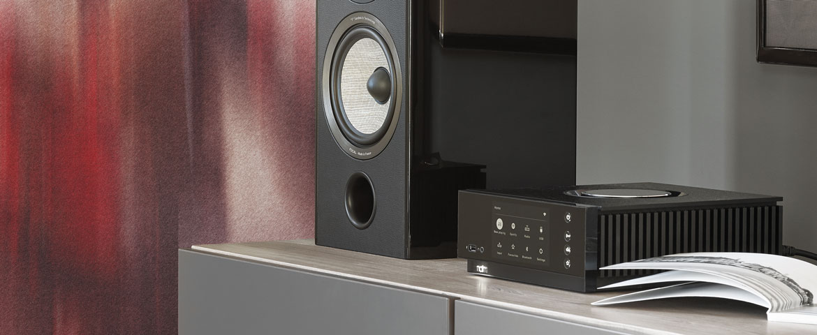 True HiFi as a part of the modern lifestyle...