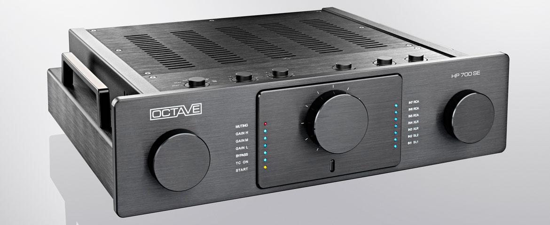 Octave HP 700 SE