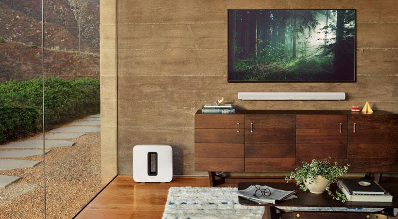 Sonos-Arc_Sonos-Five_Sonos-Sub-3-Generation