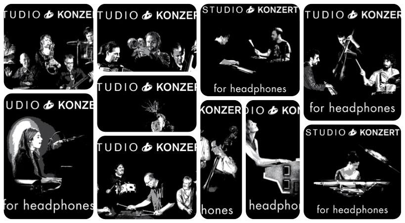 Studio concert for headphones of Bauer Studios GmbH now at HIGHRESAUDIO