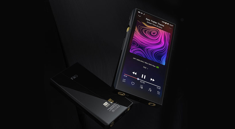FiiO M11PRO Lossless Portable Music Player